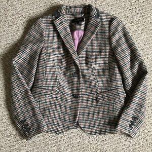 Talbots petites wool blazer